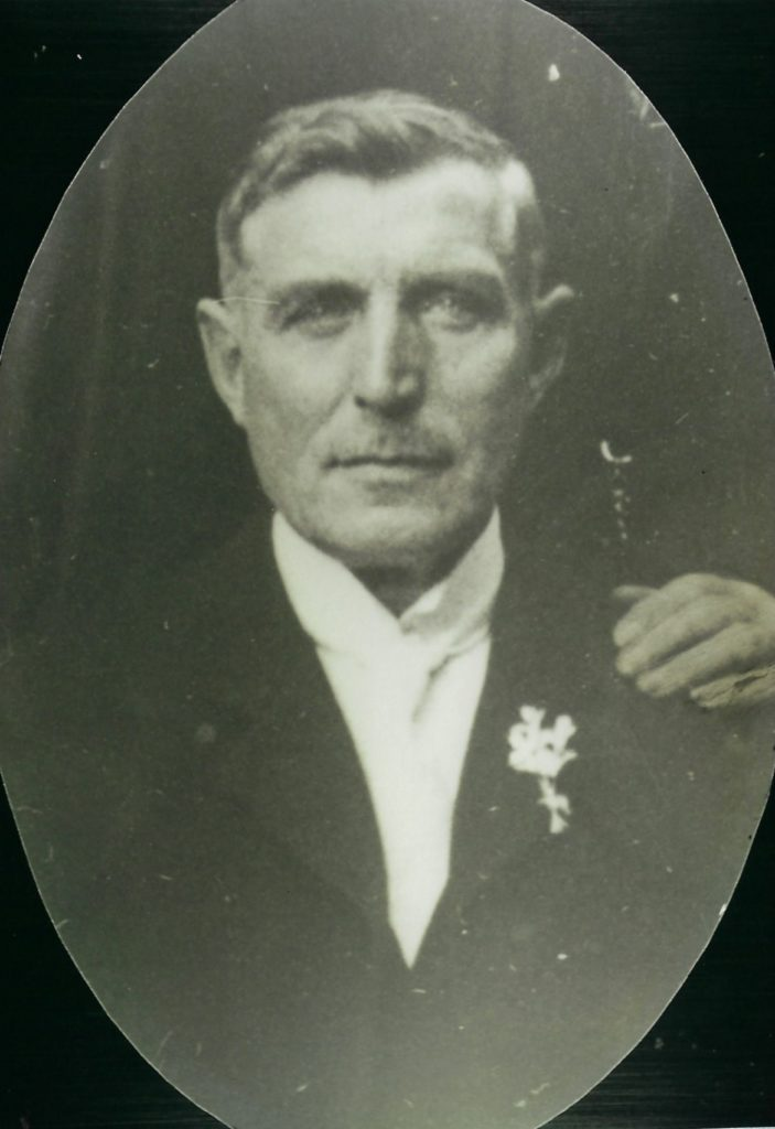 Andreas Stöckmann, Präsident bis 1938